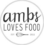 AMBS LOVES FOOD