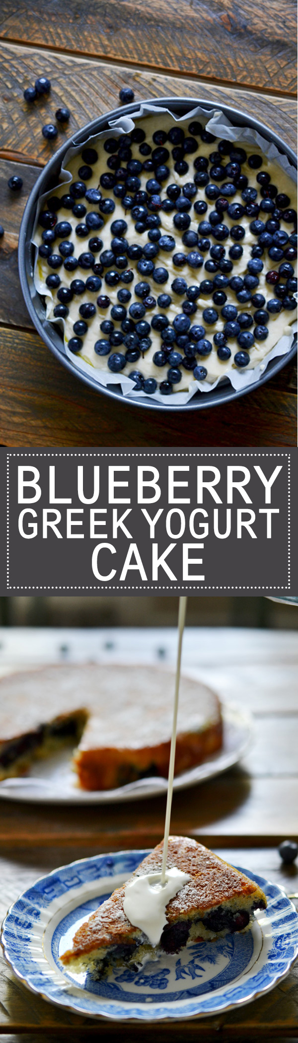 Blueberry Yogurt Cake Chocolate And Zucchini