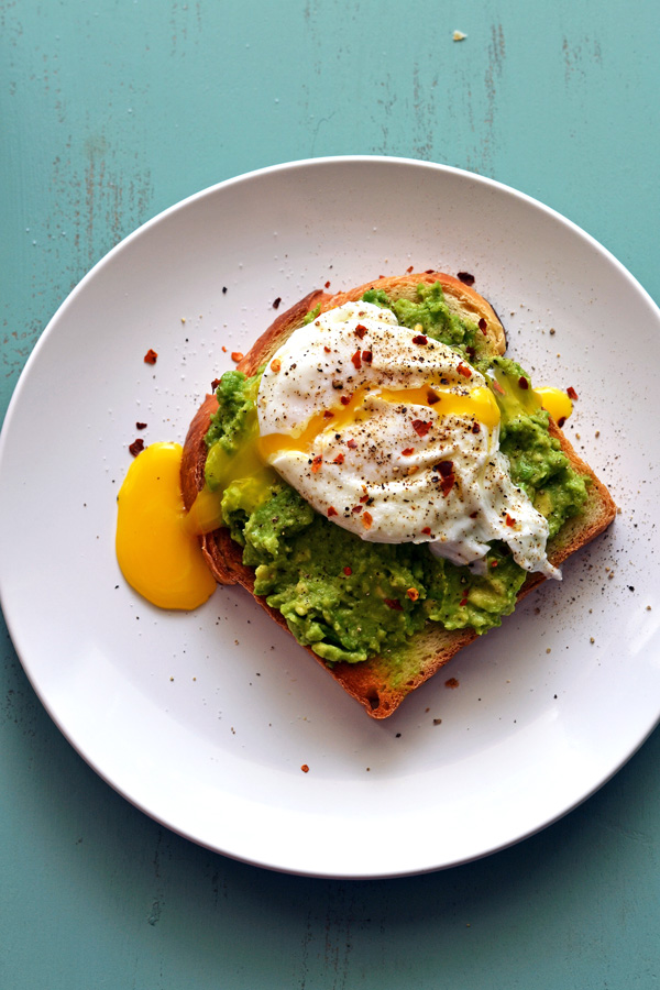 AVOCADO TOAST WITH A POACHED EGG | AMBS LOVES FOOD